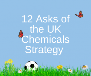 12 Key Asks for UK Chemicals Strategy
