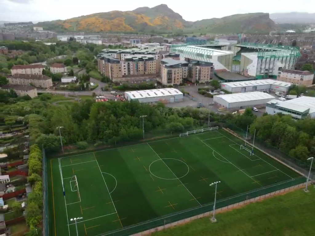 Leith Academy Sports Pitch