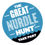 The Great Nurdle Hunt logo