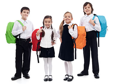PFASs in School Uniforms